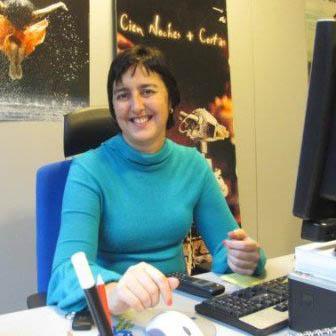 María Rubín (Movistar +)