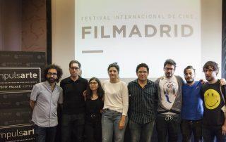 Presentación Filmadrid 2018
