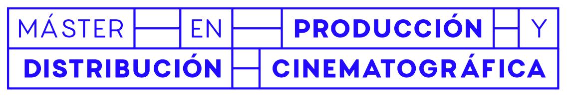 Máster en producción cinematográfica Logo