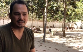 El alumnado opina sobre el Máster. Fernando Ehlers alumno master produccion cinematografica mallerich films EPAC Barcelona
