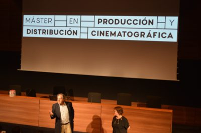 Master produccion y distribucion cinematografica