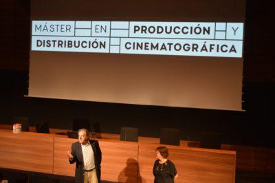 Master produccion y distribucion cinematografica