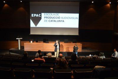 EPAC Escola Produccio Audiovisual de Catalunya