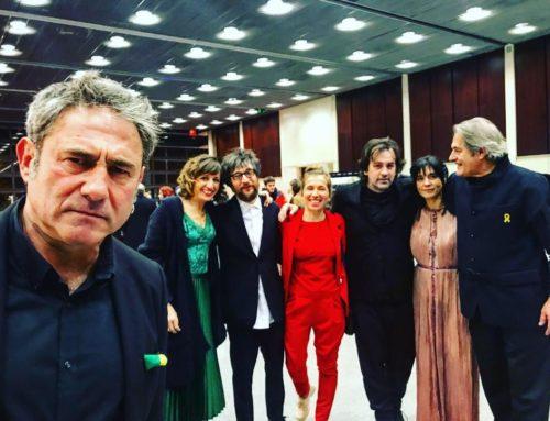 Entre dos aguas, coproducción de Paco Poch gana 7 premios Gaudí