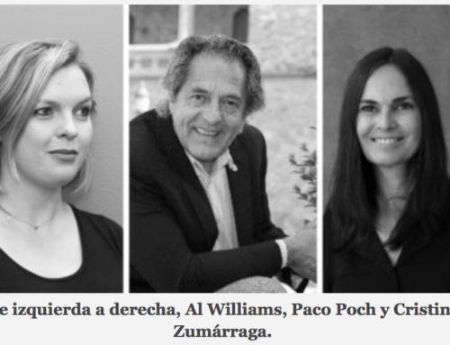 ACE Producers se presenta en Madrid con Paco Poch