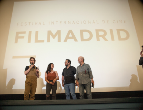 Palmarés Filmadrid 2019