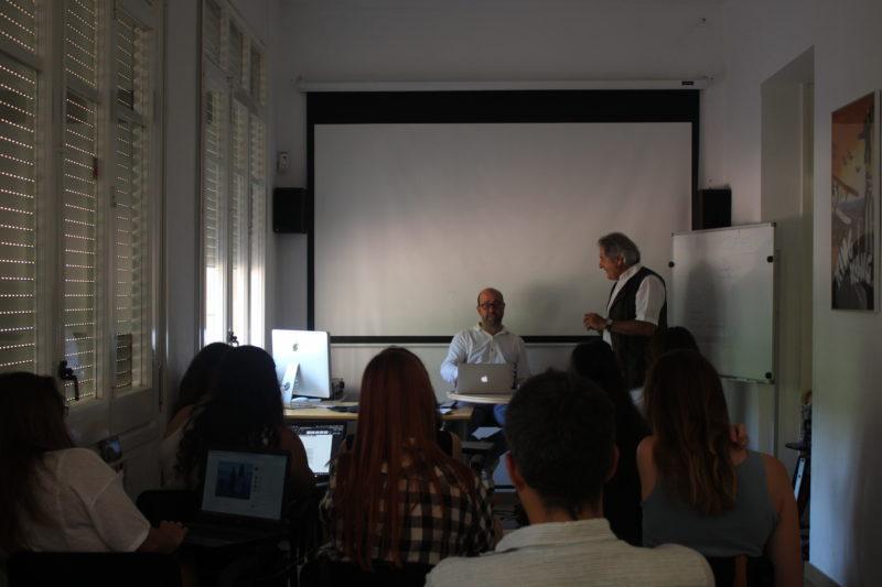 Andre Logie Panache Productions Master Produccion Distribucion Cinematografica EPAC Paco Poch