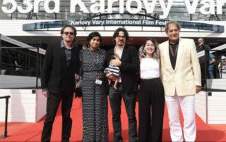 Paco Poch Karlovy Vary Latam cinema Miriam Miente